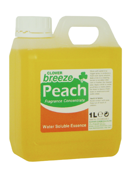 Clover Breeze Peach - Air Freshener concentrate
